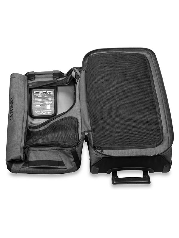 5758bb5ace50c Dakine SPLIT ROLLER 110L black cestovný kufor / eSatna.sk