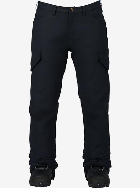 0c9c765b3380 Burton FLY TALL TRUE BLACK zateplené nohavice dámske   eSatna.sk