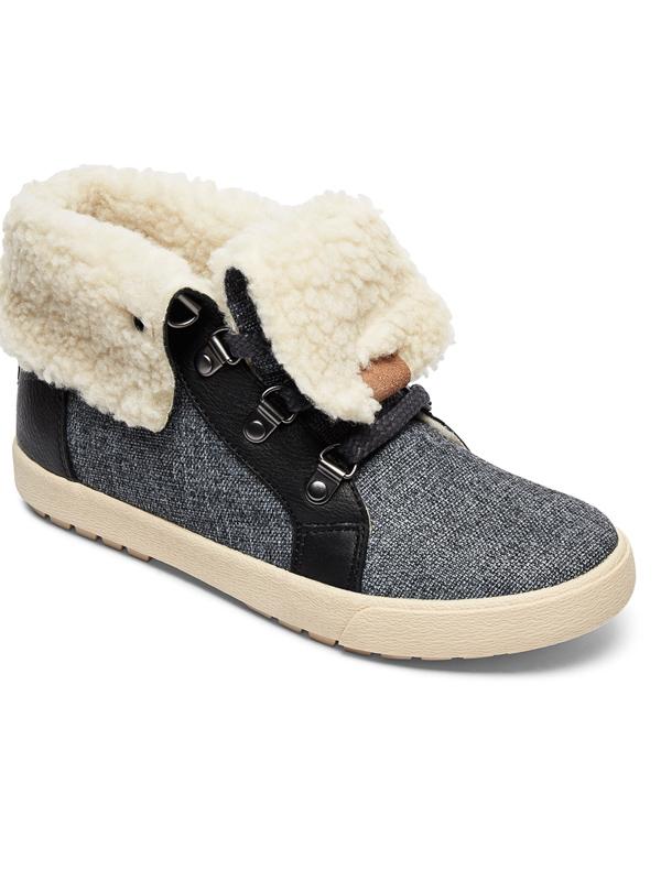 Roxy ALBANY CHARCOAL dámske topánky na zimu   eSatna.sk 3bd8b42dbac