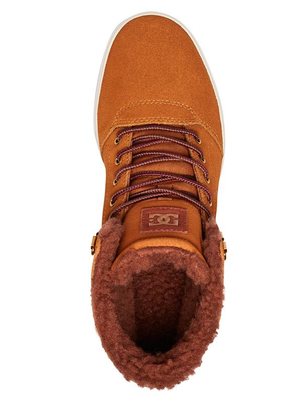 55739631e78e7 Dc CRISIS HIGH WHEAT/DK CHOCOLATE pánske topánky na zimu / eSatna.sk