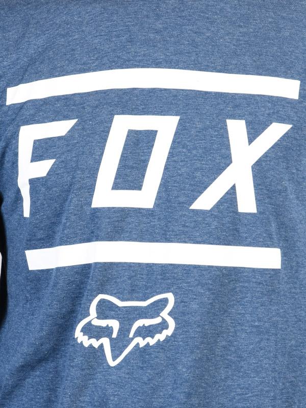 6f86951b24 Fox Listless HEATHER NAVY pánske tričko s dlhým rukávom   eSatna.sk