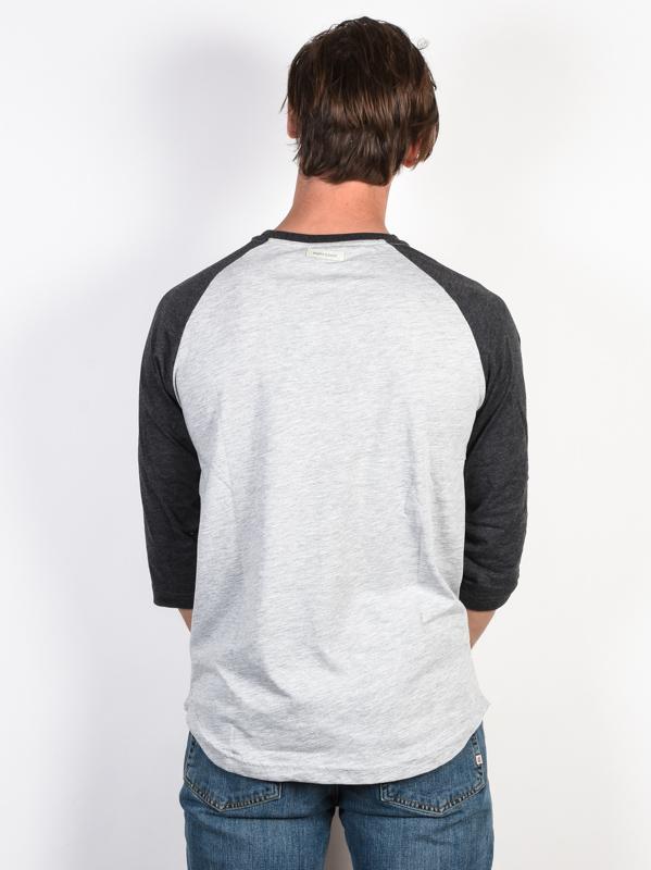 590f152017e3 Picture Pearson GREY MELANGE pánske tričko s dlhým rukávom   eSatna.sk