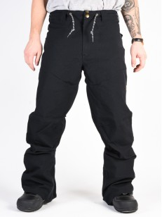 Zateplené nohavice pánske  8437a19003