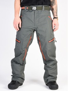 ccaec22251e2 Zateplené nohavice pánske