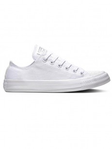 686e7943a2ee Converse Chuck Taylor All Sta White White Silver